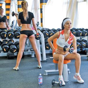 Фитнес-клубы Лямбиря