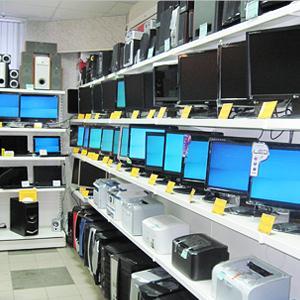 Компьютерные магазины Лямбиря