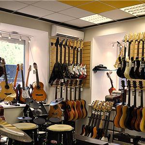 Музыкальные магазины Лямбиря