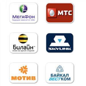 Операторы сотовой связи Лямбиря